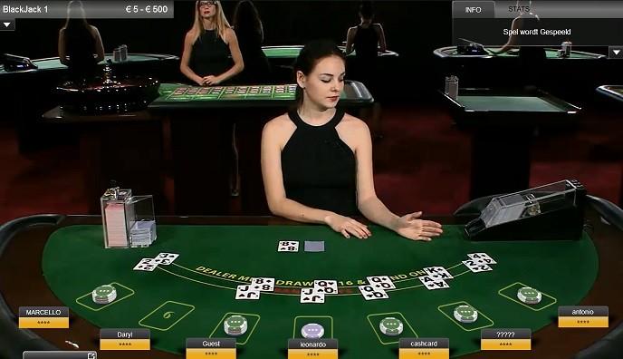 Blackjack - Sagaming-Casino.com